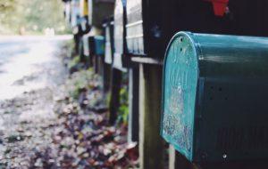 unsplash mailbox